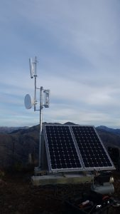 A very rural Marlborough site, capable of 50Mbps